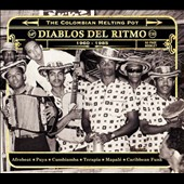 Various Artists: Diablos del Ritmo: The Colombian Melting Pot 1960-1985