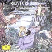 Knussen conducts Knussen / Tuckwell, Shelton, London Sinf