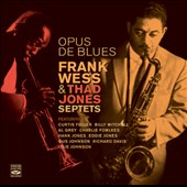 Frank Wess: Opus de Blues