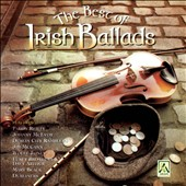 Various Artists: The Best Irish Ballads