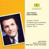 Jess Thomas Sings Wagner [11 tracks]