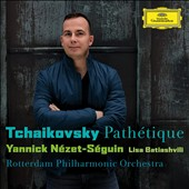 Tchaikovsky: Symphony No. 6 'Pathétique'; Songs for voice (violin) and piano / Lisa Batiashvili, violin