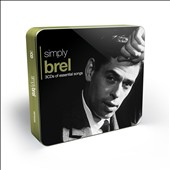 Jacques Brel: Simply Brel