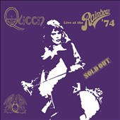 Queen: Live at the Rainbow '74 [Deluxe CD/DVD Set] [Box]