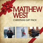 Matthew West (CCM): Matthew West Gift Pack: the Heart of Christmas/Something To Say/the Story of Your Life [10/14]
