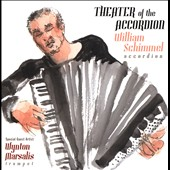 Wynton Marsalis/William Schimmel: Theater of the Accordion [7/31]