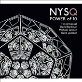 New York Standards Quartet: Power of 10 [11/27]