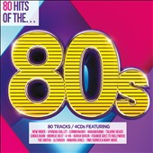 Various Artists: 80 Hits of the '80s [Digipak]