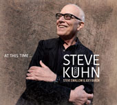Steve Kuhn Trio (Piano): At This Time... [Digipak]