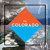 The Colorado - Works by Various Composers / Jeffrey Zeigler, cello; Glenn Kotche, percussion; Roomful of Teeth