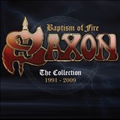 Saxon: Baptism of Fire: Collection 1991-2009