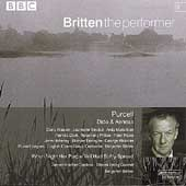 Britten the performer 3 - Purcell: Dido & Aeneas, etc