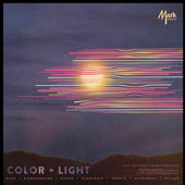 Color + Light - works by J.S. Bach; David Biedenbender; Viet Cuong; Michael Daugherty; Daniel French; Michael Markowski; Dana Wilson / Lucas Rego Borges, trombone; OH Univ. Wind Symphony