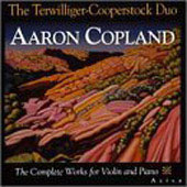 Copland: The Complete Works for Violin & Piano