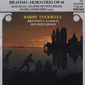 Brahms: Horn Trio;  Koechlin, Banks / Tuckwell, et al