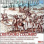 Donizetti: Cristoforo Colombo, etc;  Briccialdi / de Bernart