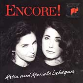 Encore! / Katia and Marielle Lab&egrave;que