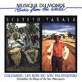 Sexteto Tabala: Kings of the Son Palenquero *