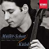 Debussy, Poulenc, et al: Works for Cello / Müller-Schott