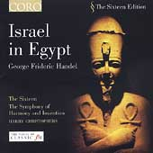 Handel: Israel in Egypt / Harry Christophers, The Sixteen
