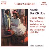 Guitar Collection - Barrios: Guitar Music Vol 2 / Voorhost