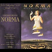 Grand Tier - Bellini: Norma / Serafin, Callas, et al