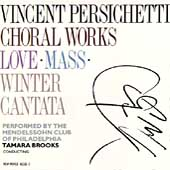 Persichetti: Love, Mass, Winter Cantata / Tamara Brooks