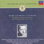 The British Music Collection - Turnage: Some Days, etc