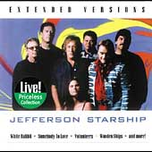 Jefferson Starship: Extended Versions