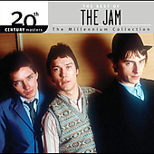 The Jam: 20th Century Masters - The Millennium Collection: The Best of the Jam