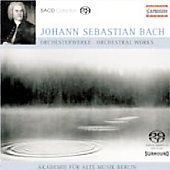 SACD Collection - Bach: Orchestral Works