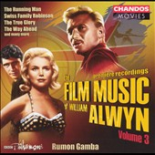 The Film Music of William Alwyn Vol 3 / Gamba, BBC PO