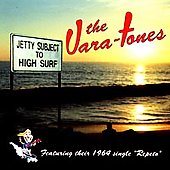 The Vara-Tones: Jetty Subject to High Surf