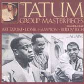 Art Tatum: The Tatum Group Masterpieces, Vol. 4
