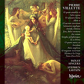 Villette: Choral Music / Layton, Vivian, Holst Singers