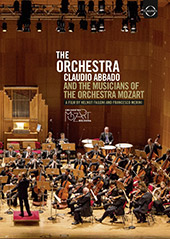 The Orchestra - Claudio Abbado and the Musicians of the Mozart Orchestra: A documentary by Helmut Failoni and Francesco Merini [DVD]
