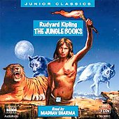 Madhav Sharma: The Jungle Books [AudioBook] *