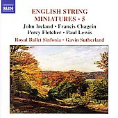 English String Miniatures Vol 5 / Sutherland, Royal Ballet