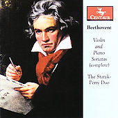 Beethoven: Violin and Piano Sonatas / Staryk-Perry Duo