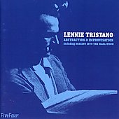 Lennie Tristano: Abstraction and Improvisation