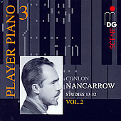 SCENE Player Piano 3 - Nancarrow: Studies Vol 2