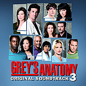 Original Soundtrack: Grey's Anatomy, Vol. 3