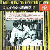 Schumann, Beethoven / Van Cliburn, Reiner, et al