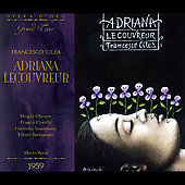 Grand Tier - Cilea: Adriana Lecouvreur / Rossi, Olivero