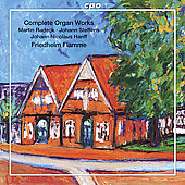 Complete Organ Works / Friedhelm Flamme