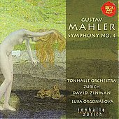 Mahler: Symphony no 4 / Zinman, et al