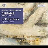 Bach: Cantatas for The Complete Liturgical Year Vol 6 / Kuijken, Le Petite Bande, et al