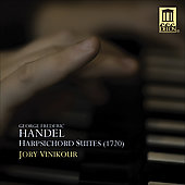 Handel: Harpsichord Suites / Jory Vinikour
