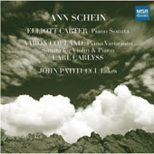 Carter, Copland, Patitucci / Ann Schein, Earl Carlyss