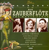 Magic Flute - Live Salzburg 1959